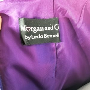 Morgan & Co. Dresses - NWT Morgan & Co Linda Bernell Stunning Prom Gown